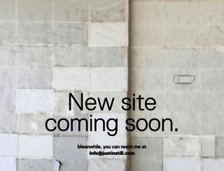 justinstill.com screenshot