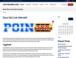 justitieoarba.com screenshot