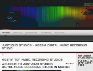 justjojostudios.com screenshot