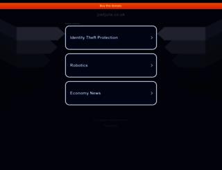 justjulie.co.uk screenshot