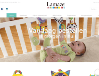 justlamaze.com screenshot