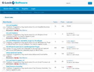 justlan.com screenshot