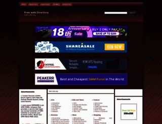 justlink.org screenshot