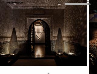 justmorocco.com screenshot