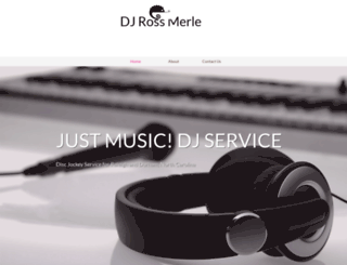 justmusicdj.com screenshot