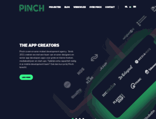 justpinch.com screenshot