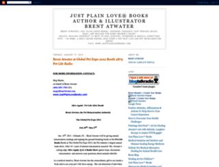 justplainlovechildrensbooks.blogspot.com screenshot