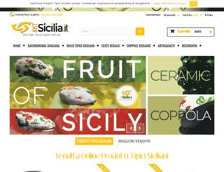 justsicilia.it screenshot