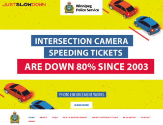 justslowdown.ca screenshot