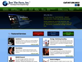 justthefacts.com screenshot