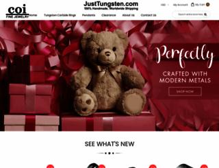 justtungsten.com screenshot