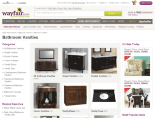 justvanities.com screenshot