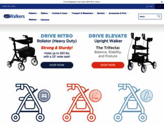 justwalkers.com screenshot