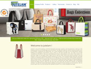 jutelam.com screenshot