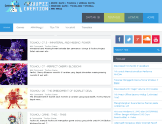 juupzz-creation.blogspot.com screenshot