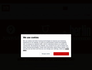 juvasa.com screenshot