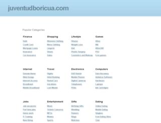 juventudboricua.com screenshot