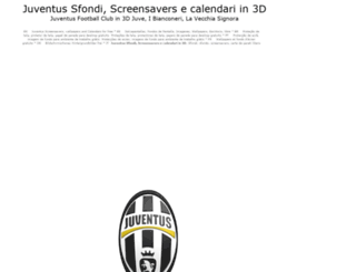 juventus.pages3d.net screenshot
