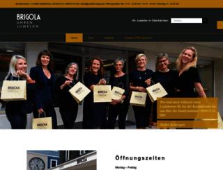 juwelier-brigola.at screenshot