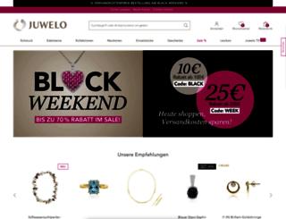 juwelo.de screenshot