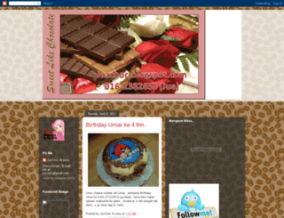 juzchoc.blogspot.com screenshot