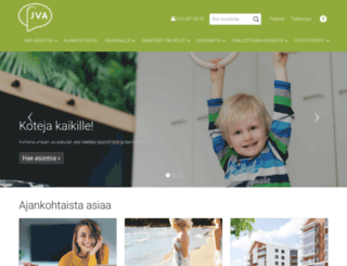 jva.fi screenshot
