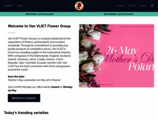 jvanvliet.com screenshot