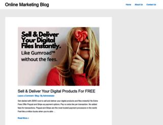 jvcommerce.com screenshot