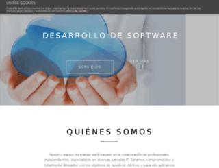 jvg-sistemas.es screenshot