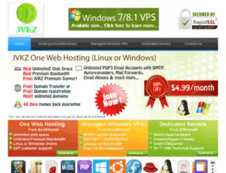 jvkz.com screenshot