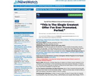 jvnewswatch.net screenshot