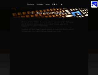 jvp.de screenshot