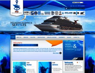 jvsfujairahhullcleaning.com screenshot