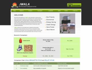 jwalafuel.com screenshot