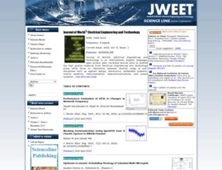 jweet.science-line.com screenshot
