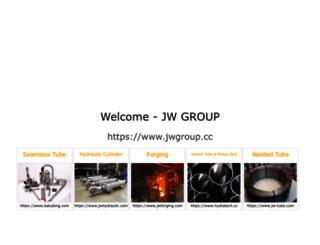jwgroup.cc screenshot