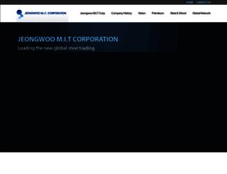 jwmit.co.kr screenshot