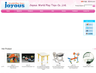 jwplaytoys.com screenshot