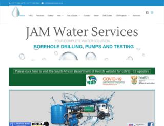 jwservices.co.za screenshot