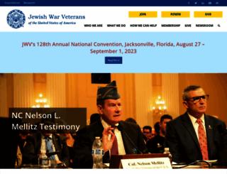 jwv.org screenshot