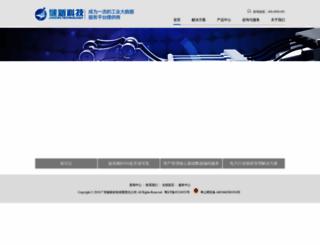 jxtech.net screenshot