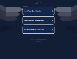 jyaml.de screenshot