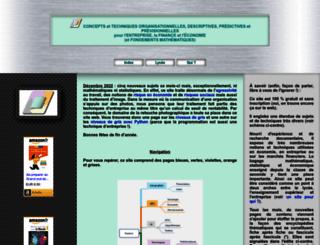 jybaudot.fr screenshot