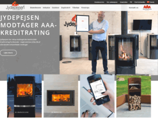 jydepejsen.com screenshot