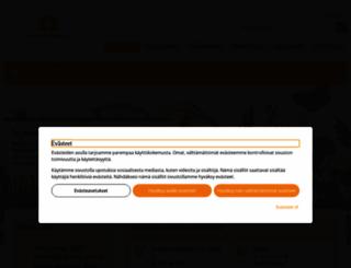 jyvaskylanseurakunta.fi screenshot
