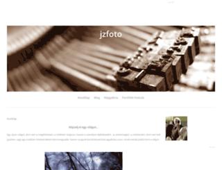 jzfoto.eoldal.hu screenshot