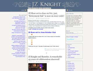 jzknight.com screenshot