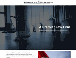 k-alaw.com screenshot