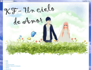k-fansub.blogspot.com screenshot