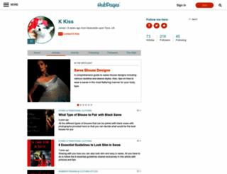 k-kiss.hubpages.com screenshot